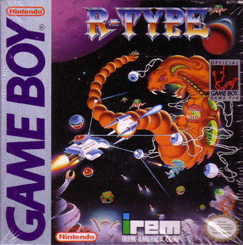 The Game Boy Database - R-Type