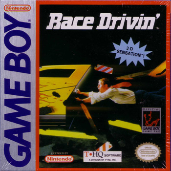 The Game Boy Database - Race Drivin'