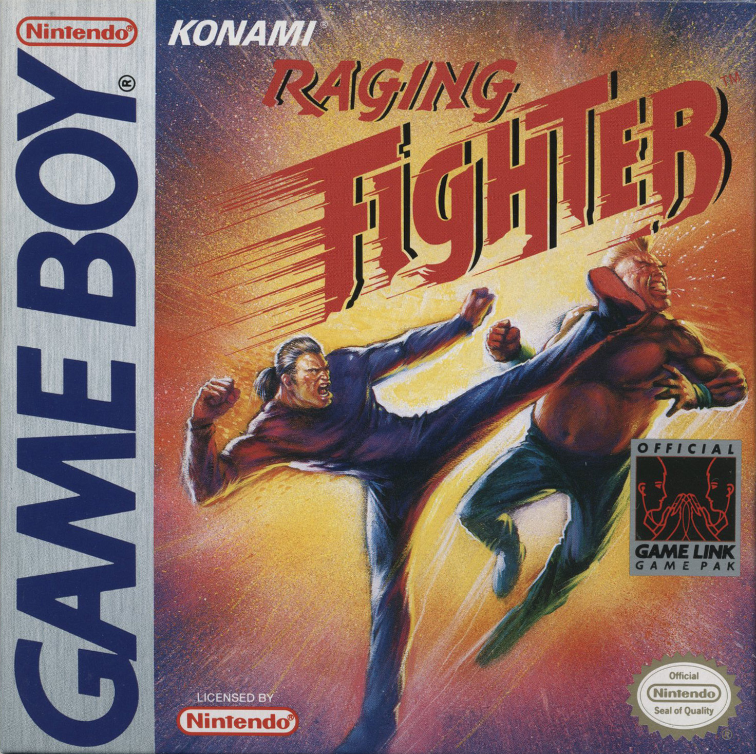 The Game Boy Database - Raging Fighter