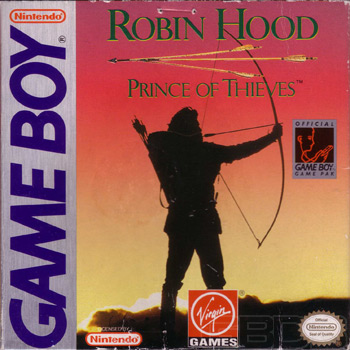 The Game Boy Database - Robin Hood: Prince of Thieves