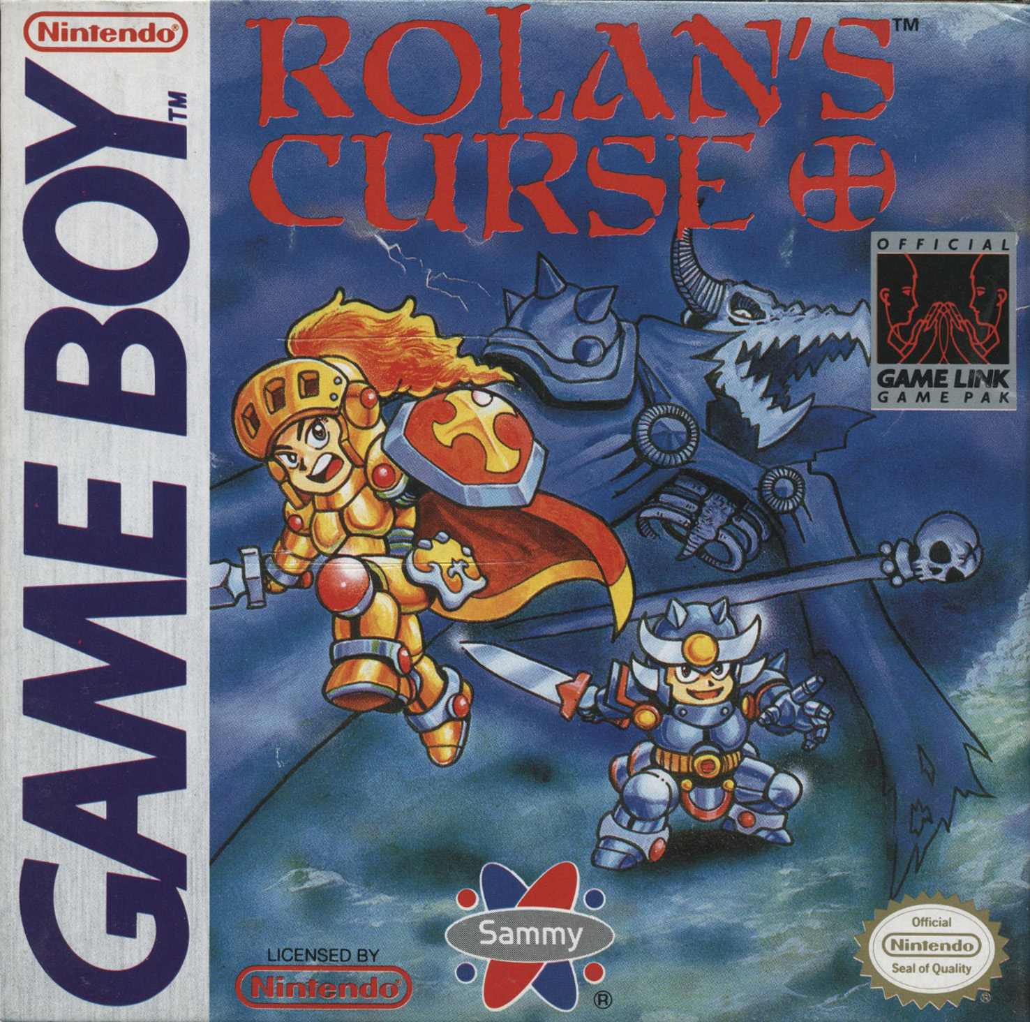 The Game Boy Database - Rolan's Curse