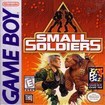 The Game Boy Database - Small Soldiers