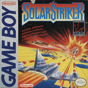The Game Boy Database - SolarStriker