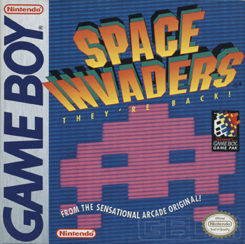 The Game Boy Database - Space Invaders