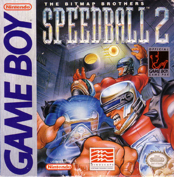 The Game Boy Database - Speedball 2