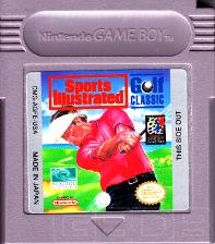 The Game Boy Database - Sports Illustrated Golf Classic