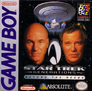 The Game Boy Database - Star Trek Generations: Beyond the Nexus