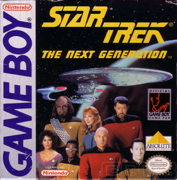 The Game Boy Database - Star Trek: The Next Generation