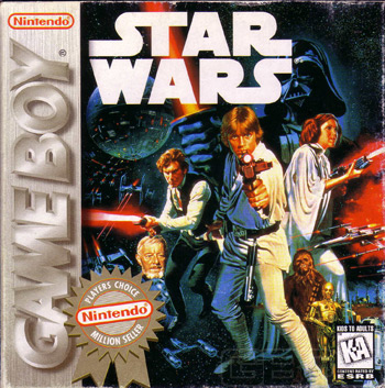 The Game Boy Database - Star Wars