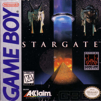 The Game Boy Database - Stargate
