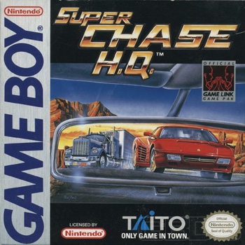The Game Boy Database - Super Chase H.Q.