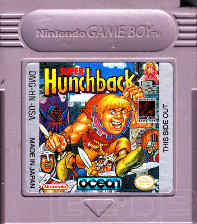 The Game Boy Database - Super Hunchback