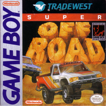 The Game Boy Database - Super Off-Road