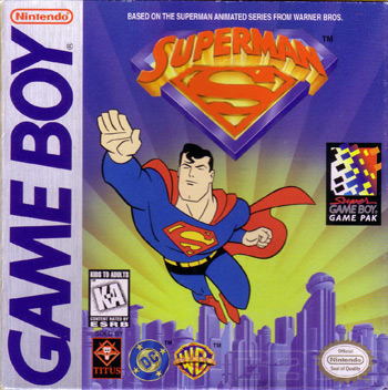 The Game Boy Database - Superman