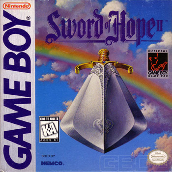 The Game Boy Database - Sword of Hope II