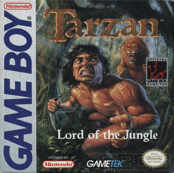 The Game Boy Database - Tarzan: Lord of the Jungle