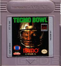 The Game Boy Database - Tecmo Bowl