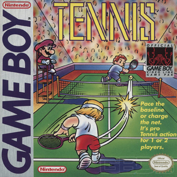 The Game Boy Database - Tennis