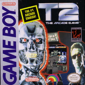 The Game Boy Database - Terminator 2: The Arcade Game