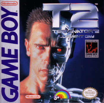 The Game Boy Database - Terminator 2: Judgement Day