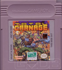 The Game Boy Database - Total Carnage