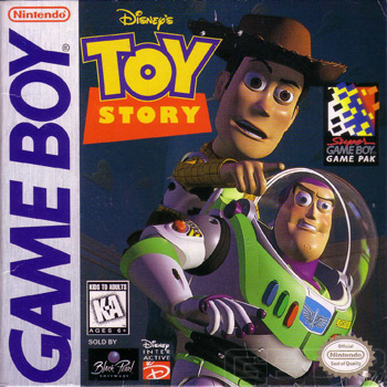 toy story 2 game boy game