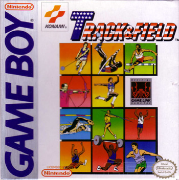 The Game Boy Database - Track & Field