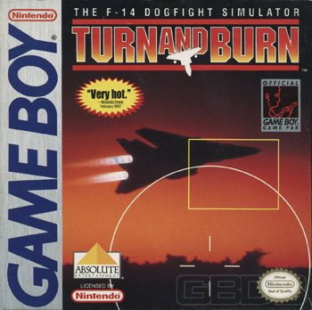 The Game Boy Database - Turn and Burn