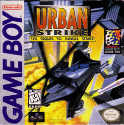 The Game Boy Database - Urban Strike