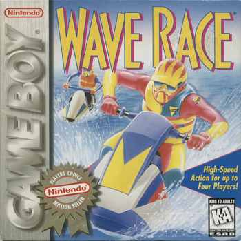 The Game Boy Database - Wave Race