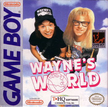 The Game Boy Database - Wayne's World