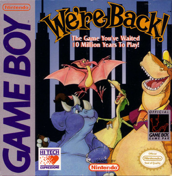 The Game Boy Database - We're Back!