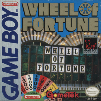 The Game Boy Database - Wheel of Fortune