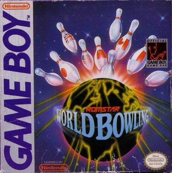 The Game Boy Database - World Bowling