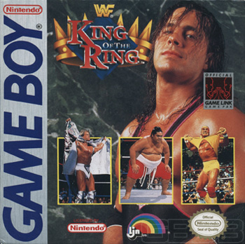 The Game Boy Database - WWF King of the Ring