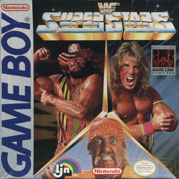 The Game Boy Database - WWF Superstars