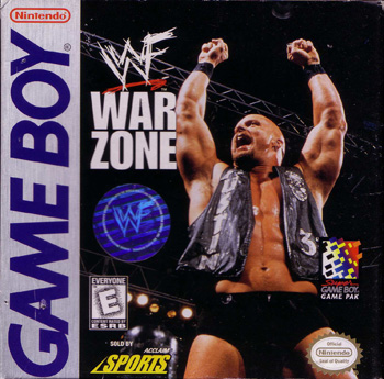 The Game Boy Database - WWF Warzone