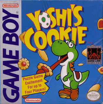 The Game Boy Database - Yoshi's Cookie