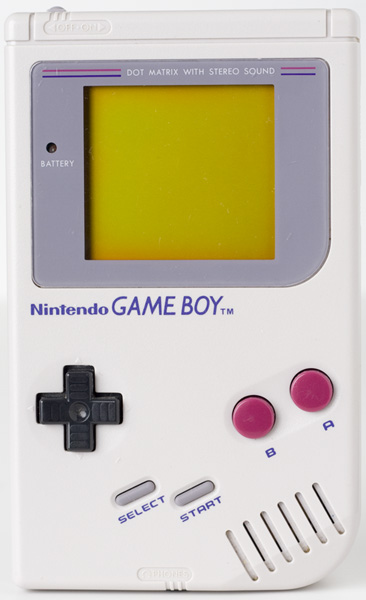 The Game Boy Database - Game Boy